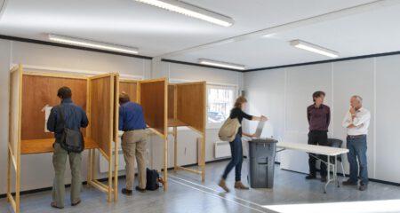 Stembureau Den Bosch